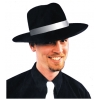 Zoot Hat Black With White Large